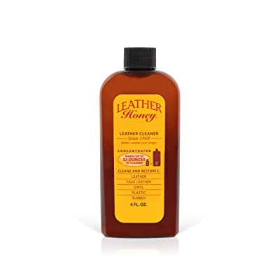 Leather Cleaner by Leather Honey: The Best Leather Cleaner