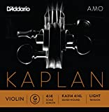 D\'Addario Kaplan Amo Violin G String, 4/4 Scale, Light Tension