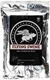 Flying Swine All-Purpose BBQ Rub - For use on baby back ribs, pulled pork, smoked brisket, pork chops, chicken, salmon, vegetables and anything you put on the smoker or barbecue!