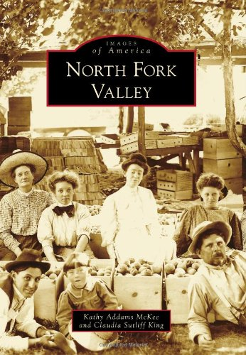 North Fork Valley (Images of America) ()