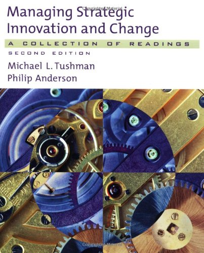 management of change and innovation