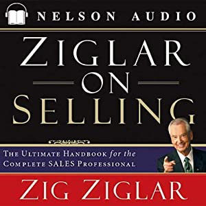 Ziglar on Selling Audiobook