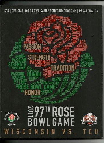 rose bowl game program - 4