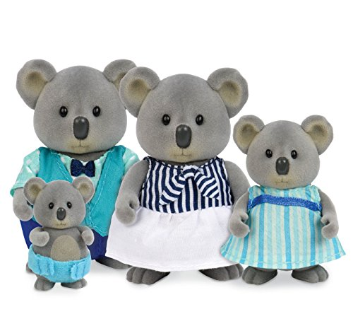 Li'l Woodzeez Canberra's Koala Family Set with Storybook