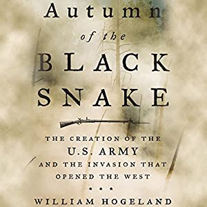 Autumn of the Black Snake Audiobook