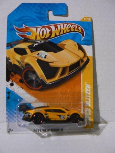 (Hot Wheels 2011 New Models 17/50 Super Blitzen 17/244)