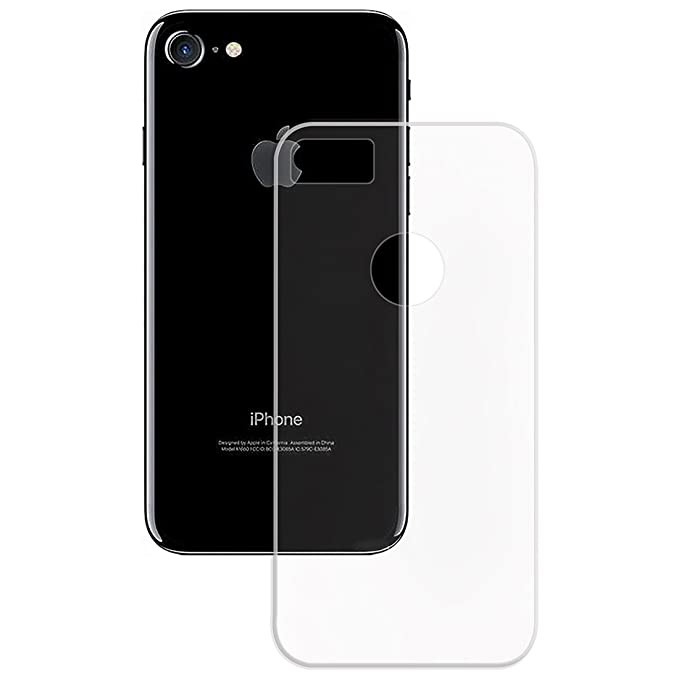 Casotec Soft TPU Back Case Cover for Apple iPhone 7   Clear Mobile Phone Cases   Covers