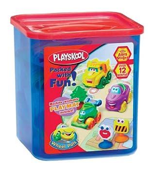 Jouet Age Premier Baril Ptimou Petite 91441860 Super Sans Playskool Voiture Véhicule Pile kTZOPuXi