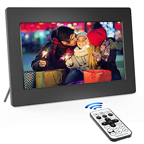 Aluratek Adpfd10f 10 Inch Digital Photo Frame With Auto Slideshow