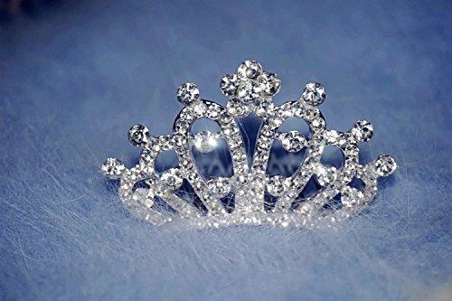 Generic Wang Kai Princess same paragraph coronation crown tiara princess hair stock at any time ()