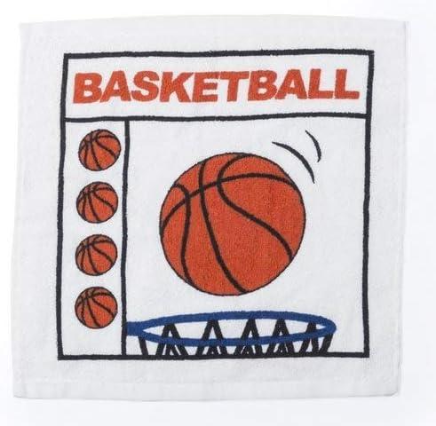 Toalla Toallita 30 x 30 cm diseño de baloncesto fútbol tenis o ...