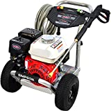 SIMSPON Cleaning ALH3425 Aluminum 3400 PSI Gas Pressure Washer Powered by Honda