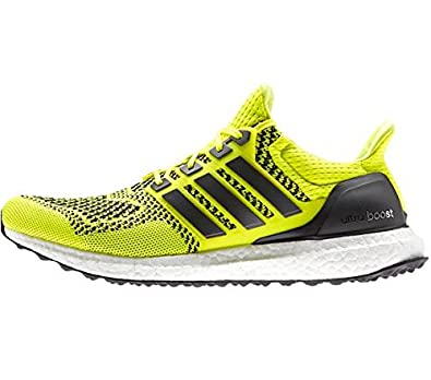 587610078 Adidas Running Shoes Ultra Boost Energy Recovery Men Make The Perfect.  Yellow. Size