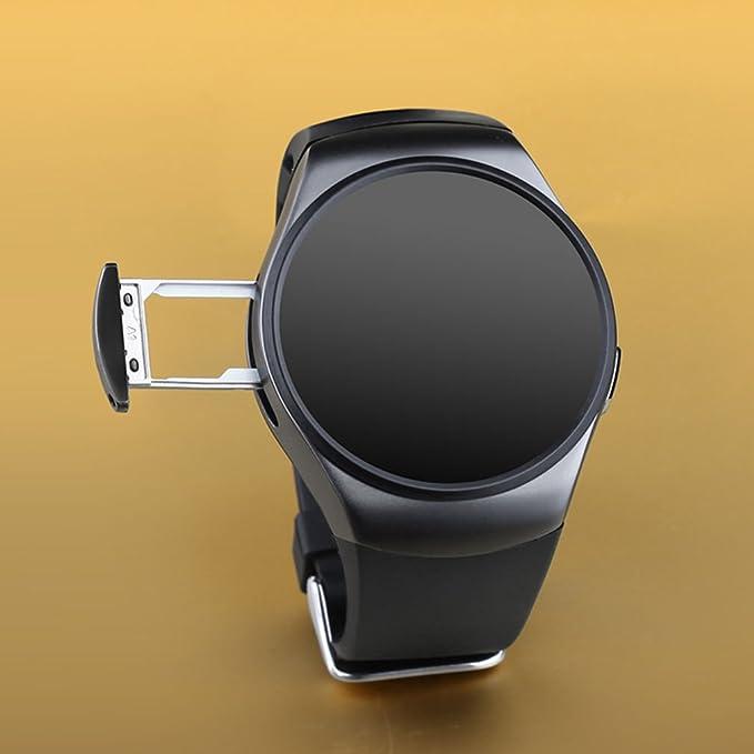 Buibao Bluetooth Smart Watch Phone KING-WEAR KW18 Sim&TF ...