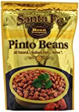Santa Fe Bean Company Pinto Beans, 8-Ounce Pouches (Pack of 8)