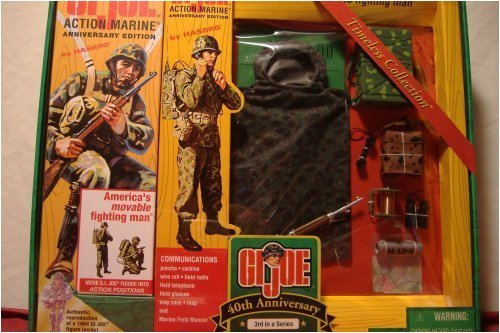 GI Joe Action Marine 40th Anniversary #3
