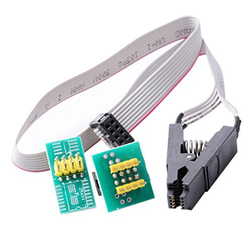 CTYRZCH SOIC8 SOP8 Flash Chip IC Test Clips Socket Adpter - Import It All