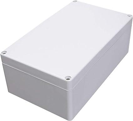 Wasserdicht Kunststoffgehäuse Installationsgehäuse Gehäuse Box Leergehäuse