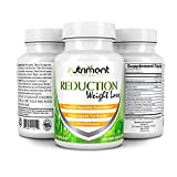 Reduction Weight Loss- Weight Loss Pills and Diet Supplement For Extreme Weight Reduction- Burns Fat Curbs Appetite Keeps You Energized- Attain Your Weight Loss Goals - Lose the Weight and Feel Great