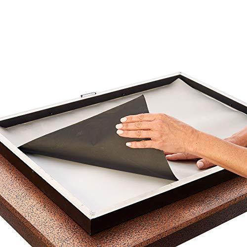 SYB Poster Frame Liner, EMF Radiation Protection Shield (18