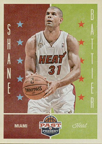 Basketball NBA 2012-13 Past and Present #81 Shane Battier Heat