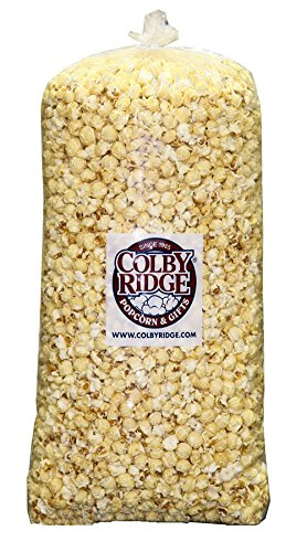 Kettle Popped Popcorn 50 oz. (Bulk 5 Gal. 80 Cups)