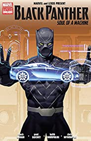 Black Panther: Soul Of A Machine (2017) #7 (English Edition)