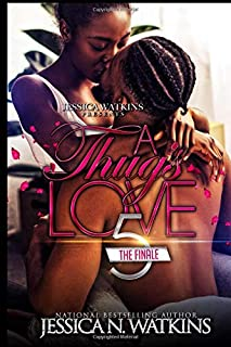 Book Cover: A Thug's Love 5: The Finale