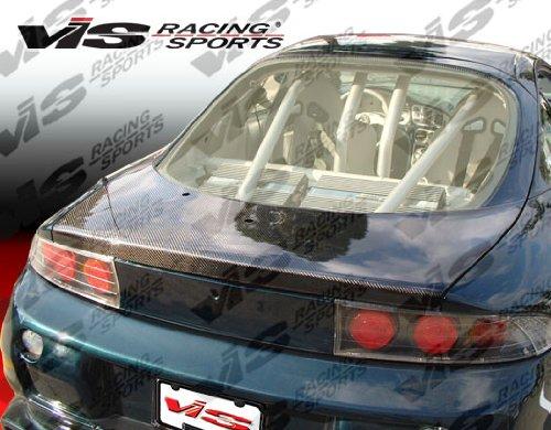 VIS 95-99 Eclipse/Talon Carbon Fiber Trunk Lid DSM/2G