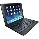 ZAGG Folio Case with Backlit Bluetooth Keyboard  for iPad Air - Black