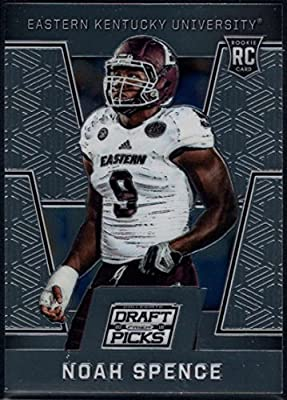 Football NFL 2016 Panini Prizm Collegiate Draft Picks Draft Picks #195 Noah Spence RC