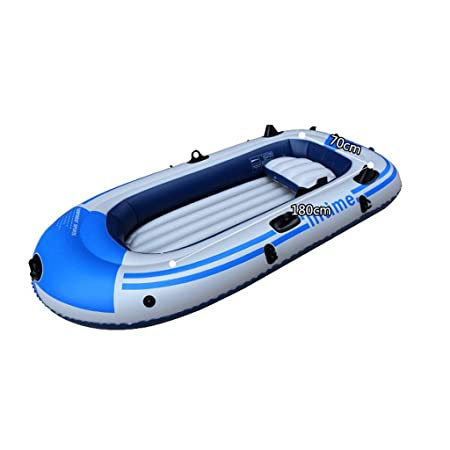 GYL Barco Hinchable Grande con Cuatro Drives, para Kayak ...