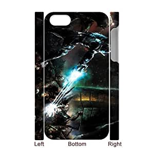 dead space 3 iPhone 4 4s Cell Phone Case 3D 53Go-471080