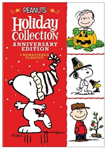 Peanuts Holiday Anniversary Collection (DVD)