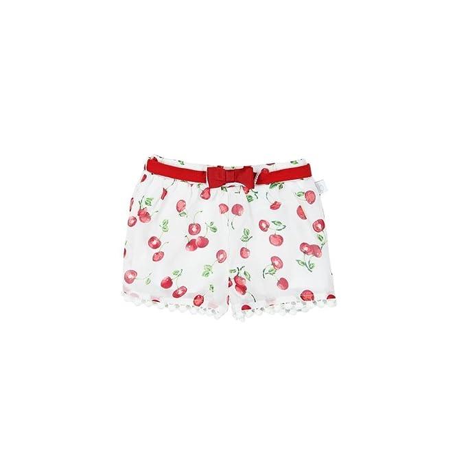 boboli Short-falda De Gasa De Niña - Talla - 6m Para Bebé Niña ...
