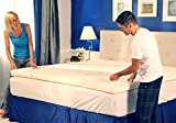 My Pillow Three-inch Mattress Bed Topper - By MyPillow (Full)