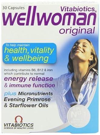 Wellwoman - 30caps