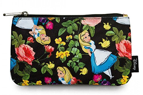 loungefly-alice-in-wonderland-floral-print-school-pencil-case