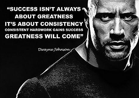 Amazon Com Dwayne Johnson 3 The Rock Inspirational