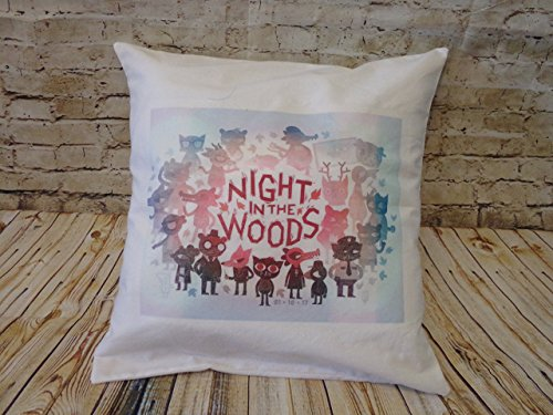 Night in the Woods pillow