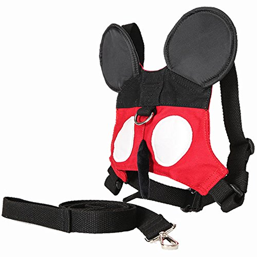 Review Toddler Anti-lost Harness Belt