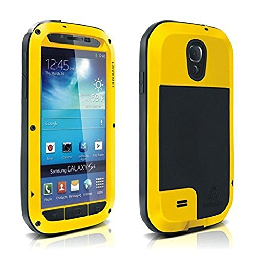 Aluminum Military Shockproof Resistant Protection