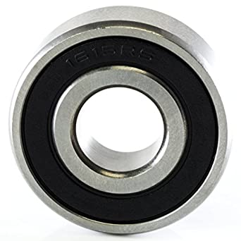 NEW 1616-2RS bearing 1616 2RS bearings 1//2 x 1-1//8 x 3//8