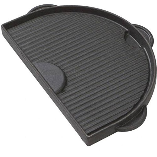 Cast Iron Griddle Oval LG 300 by Primo Ceramic Grills
