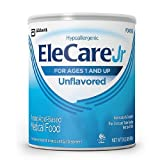 EleCare Jr Amino Acid Based Medical Food, Ages 1+, Unflavored 14.1 oz (Pack of 3)