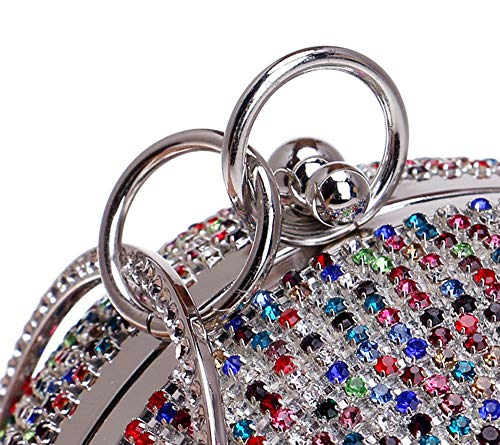 America Party Europe Women's Handbag Bag And E Sphere Evening Rhinestone Dance For Diamond Wedding qg1AIA