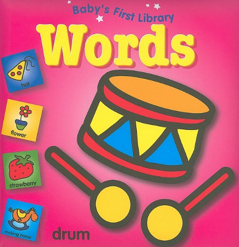 Baby's First Library Words PDF ePub book