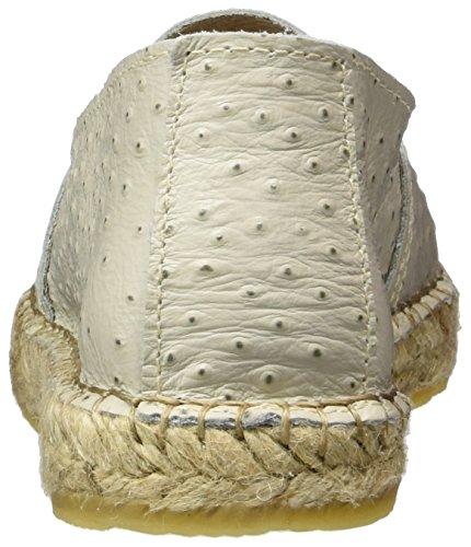 Beige Basse SELECTED Espadrilles Sfmarley Sand Ostrich Espadrillas Donna FEMME nXn0xaz