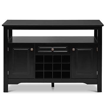 Amazon.com: BADA Shop - Mueble de bar y buffet para mesa ...