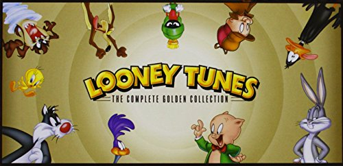 - Looney Tunes - Golden Collection (Volumes 1-6) - 24-DVD Box Set [ NON-USA FORMAT, PAL, Reg.2 Import - United Kingdom ]